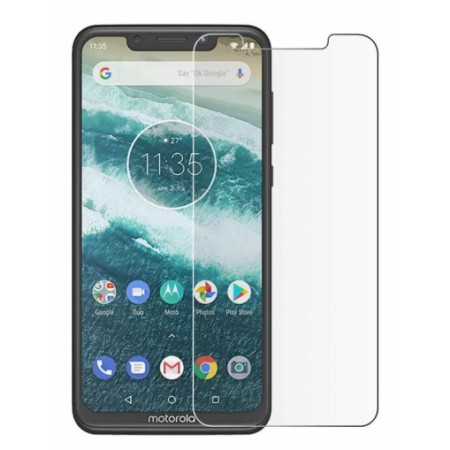 Impact resistant glass screen protector for Motorola One (P30 Play)