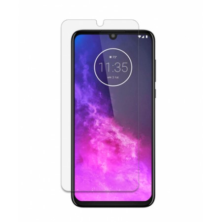 Impact resistant glass screen protector for Motorola One Zoom