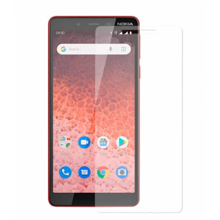Impact resistant glass screen protector for Nokia 1 Plus