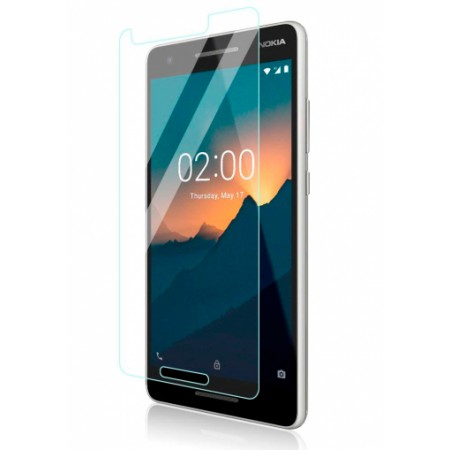 Impact resistant glass screen protector for Nokia 2.1