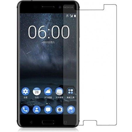 Impact resistant glass screen protector for Nokia 6.1 2018