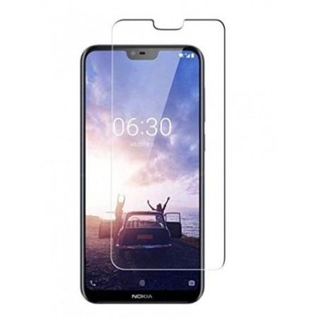 Impact resistant glass screen protector for Nokia 6.1 Plus (Nokia X6)