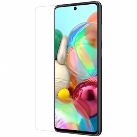 Impact resistant glass screen protector for Samsung Galaxy A51