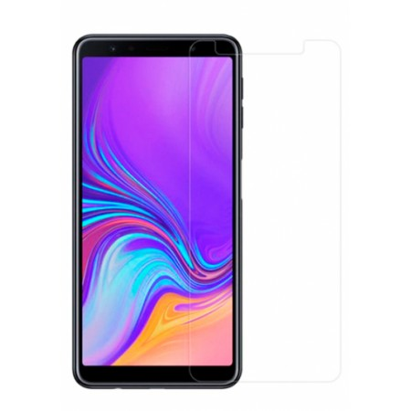 Impact resistant glass screen protector for Samsung Galaxy A7 (2018) A750