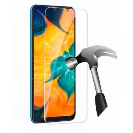 Impact resistant glass screen protector for Samsung Galaxy A70 / SM-A705F