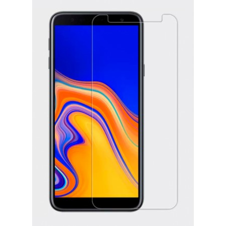 Impact resistant glass screen protector for Samsung Galaxy J4+ j415