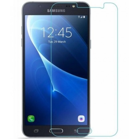 Impact resistant glass screen protector for Samsung Galaxy J7 (2016) j710F
