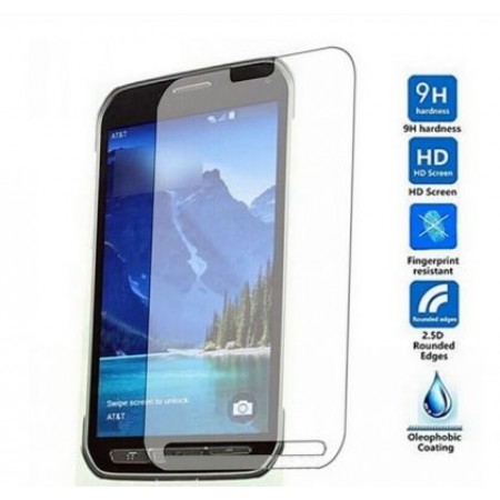 Impact resistant glass screen protector for Samsung Galaxy S5 Active G870A