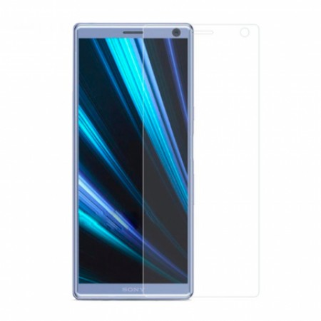 Impact resistant glass screen protector for Sony Xperia 10