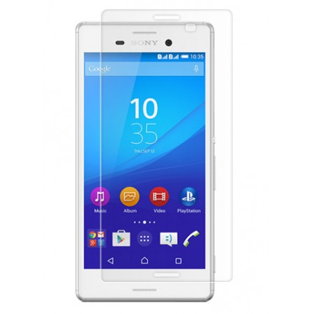 Impact resistant glass screen protector for Sony Xperia M4 Aqua