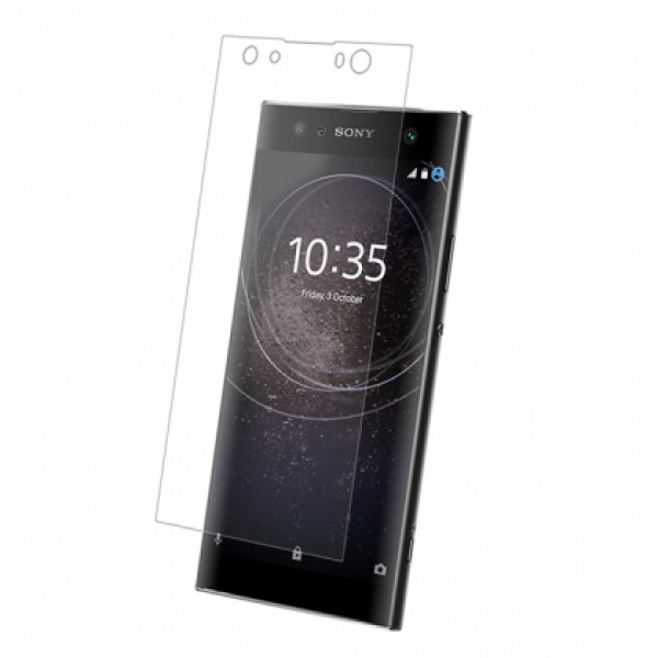 Impact resistant glass screen protector for Sony Xperia XA2 H4113