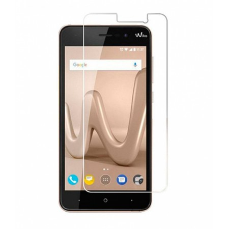 Impact resistant glass screen protector for Wiko Lenny 4