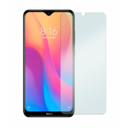 Impact resistant glass screen protector for Xiaomi Redmi 8