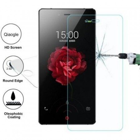Impact resistant glass screen protector for ZTE Blade A610 / A612