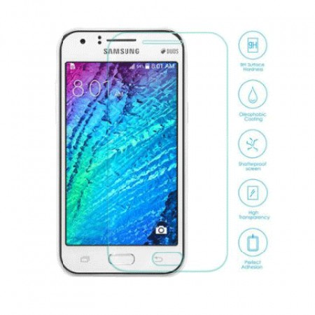 Impact resistant glass screen protector for Samsung Galaxy J1
