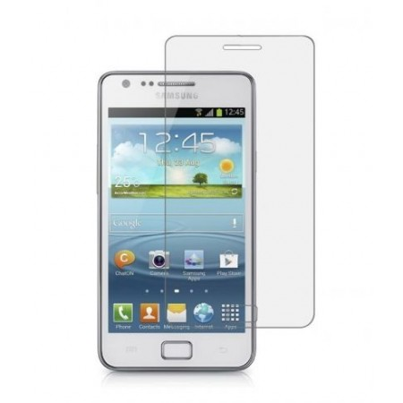 Impact resistant glass screen protector for Samsung I9100 Galaxy S2 / S2 Plus
