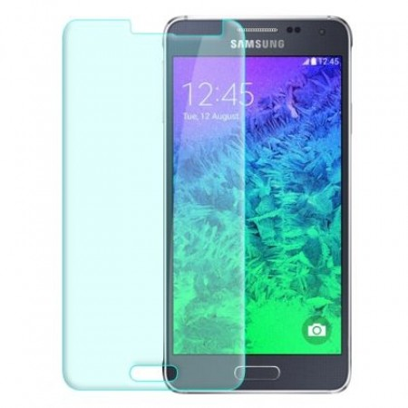 Impact resistant glass screen protector for Samsung Galaxy Alpha G850F