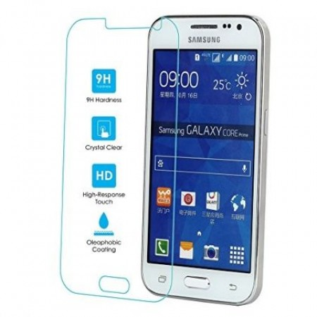 Impact resistant glass screen protector for Samsung Galaxy Core Prime SM-G360F