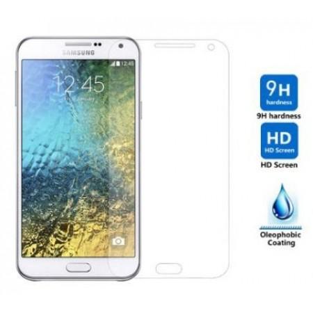 Impact resistant glass screen protector for Samsung Galaxy E5 SM-E500F