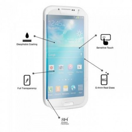Impact resistant glass screen protector for Samsung Galaxy Grand 2 SM-G7102