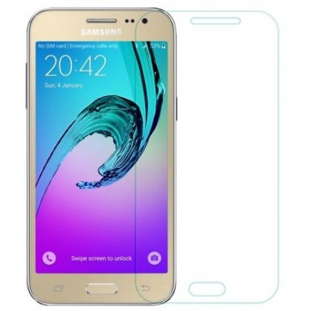 Impact resistant glass screen protector for Samsung Galaxy J2 J200F