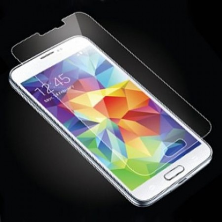 Impact resistant glass screen protector for Samsung Galaxy S5 SM-G900F