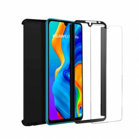Magic Skin 360* Black Case for Huawei P30 Lite