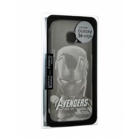 Hard Back Avengers Marvel Wallpaper for Samsung Galaxy S6 Edge G925F