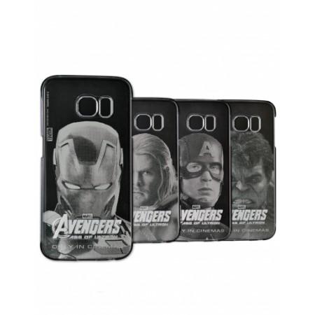 Hard Back Avengers Marvel Wallpaper for Samsung Galaxy S6 G920