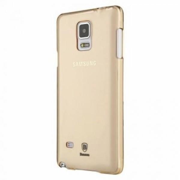 """Baseus""SKY CASE golden hard case  for Samsung Galaxy Note 4 SM-N910F"