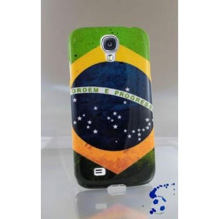 Hard plastic Case Brazil for Samsung Galaxy S4 I9500/I9505