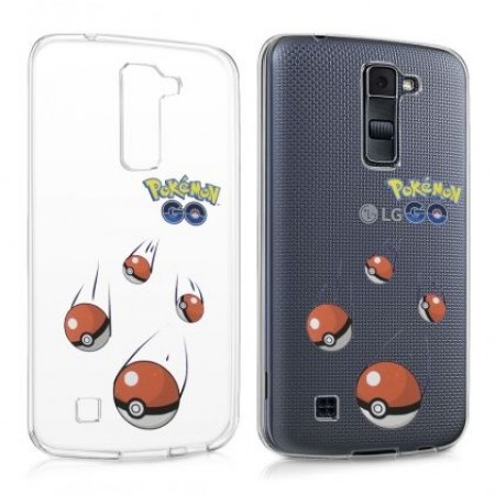 Pokémon GO hard back for LG K10 K420N