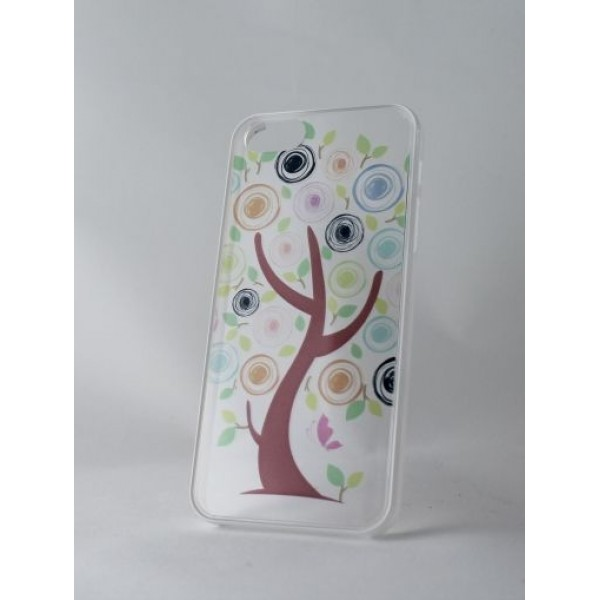 """Hard case """"Tree"""" for iPhone 5 / 5S"""