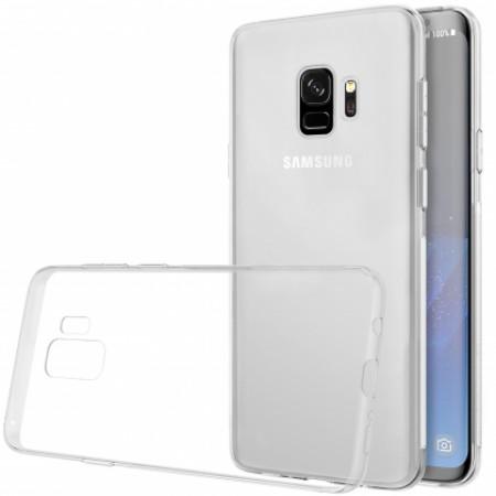 OU CASE Ultra Thin TPU Silicone Case for Samsung Galaxy S9 G960