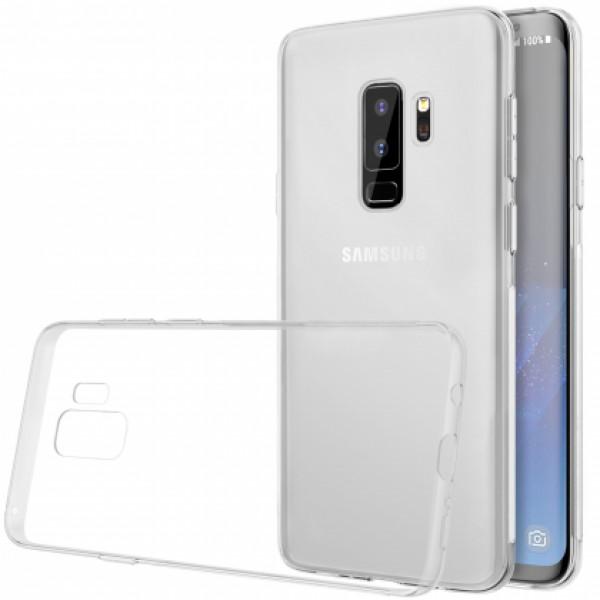 OU CASE Ultra Thin TPU Silicone Case for Samsung Galaxy S9 Plus G965
