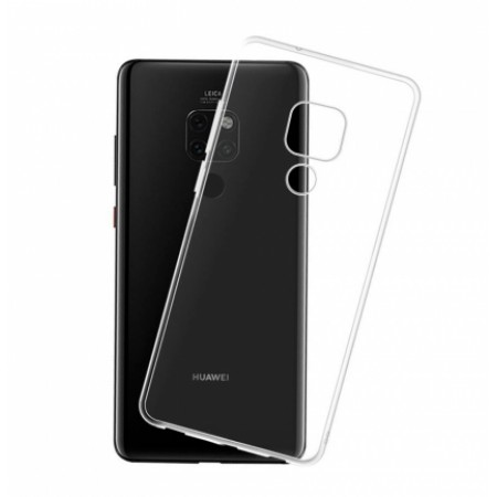 Ultra Thin TPU Silicone Case for Huawei Mate 20