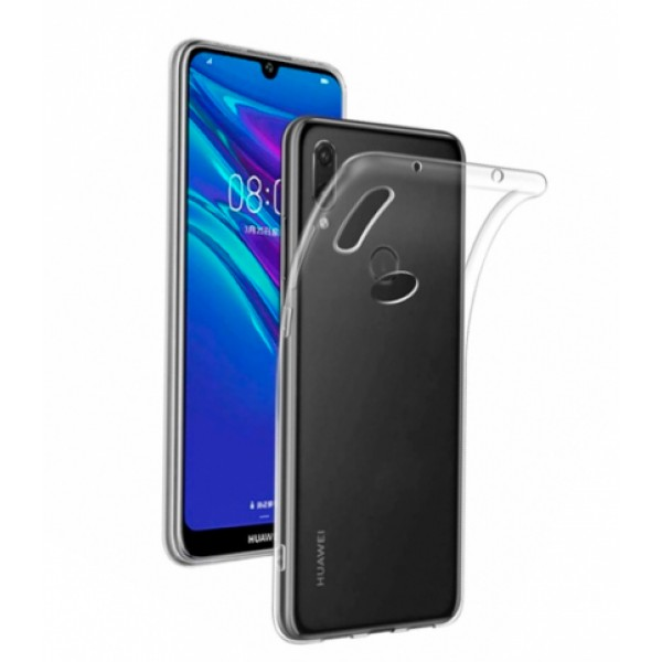 Ultra Thin TPU Silicone Case for Huawei Y6 / Y6 Prime (2019)