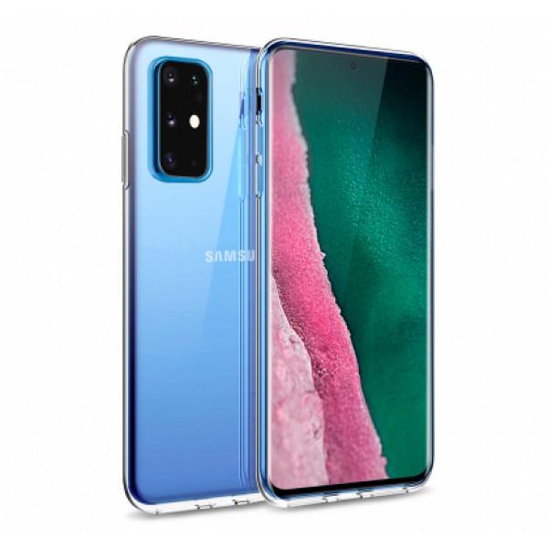 Ultra Thin TPU Silicone Case for Samsung Galaxy S20 Plus / SM-G985