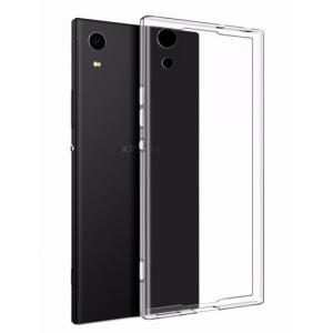 Ultra Thin TPU Silicone Case for Sony Xperia XA1