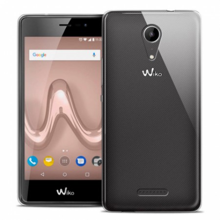 Ultra Thin TPU Silicone Case for Wiko Jerry 2