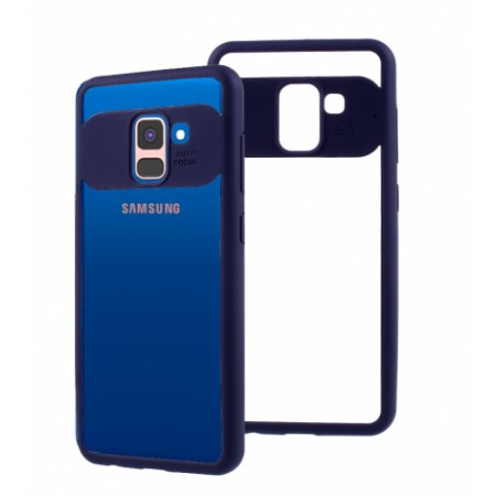 Ultra Thin case two colors Case for Samsung Galaxy A8 Plus (2018) A730F