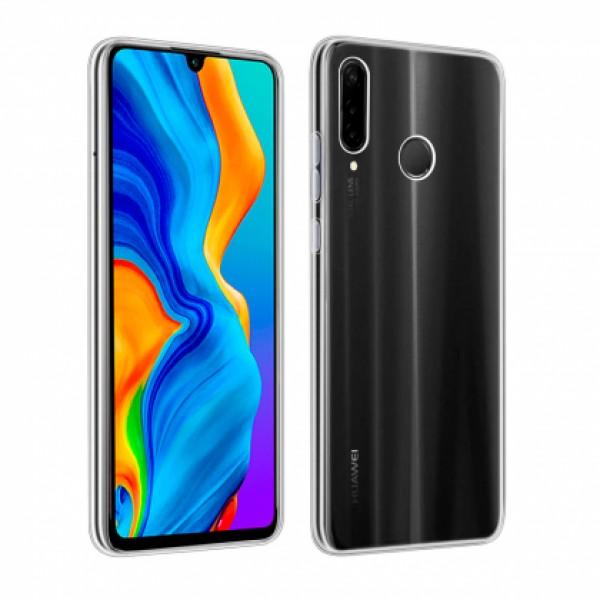 Ultra Thin TPU Silicone Case for Huawei P30 lite / MAR-LX1M