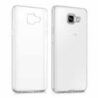 Ultra thin transparent silicone case designed for Samsung Galaxy A5 2016 / A510F