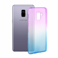 Ultra Thin TPU Silicone Case Forcell Ombre for Samsung Galaxy A8 / A5 2018 A530F