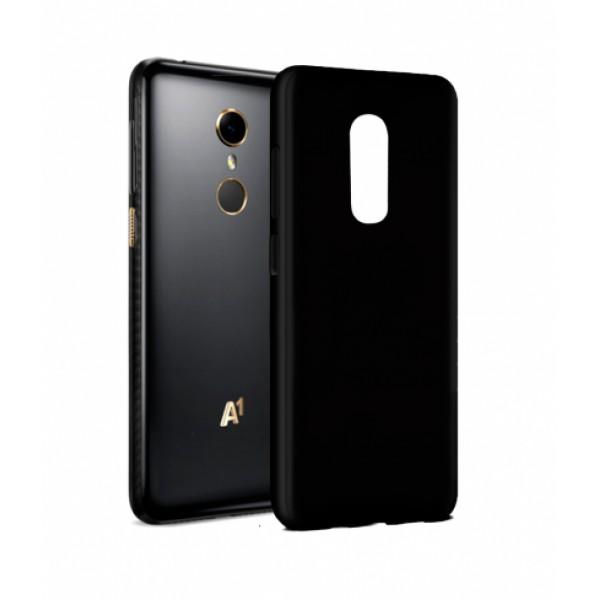 Ultra Thin TPU Silicone Case UNI for A1 Smart N9 - black matt