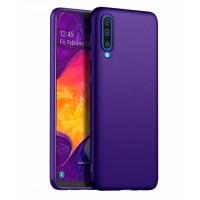 Ultra Thin TPU Silicone Case UNI for Samsung Galaxy A50 SM-A505F/DS - Blue matt