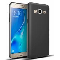 Ultra Thin TPU Silicone Case UNI for Samsung Galaxy J3  2016  J320FN - black matt