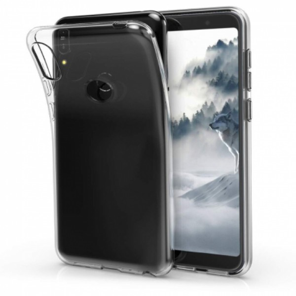 Ultra Thin TPU Silicone Case for A1 Alpha -  transparent
