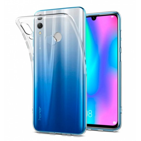 Ultra Thin TPU Silicone Case for Honor 10 Lite / HRY-LX1, HRY-LX2 -  transparent