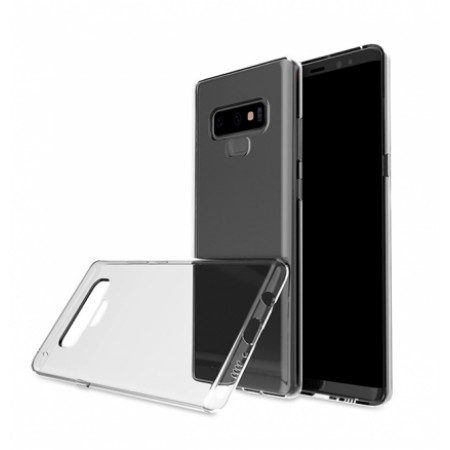 Dark Ultra Thin TPU Silicone Case for Samsung Galaxy Note 9 SM-N960F/DS